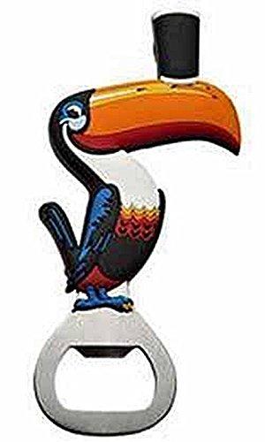 Guinness Toucan Pvc Bottle Opener Souvenir Refrigerator Magnet (Guinness Flaschenöffner Magnet)