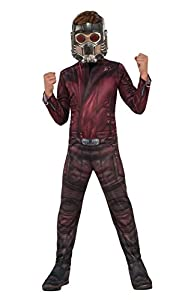 Official Rubie's Guardians of the Galaxy 2, Starlord Childs Costume