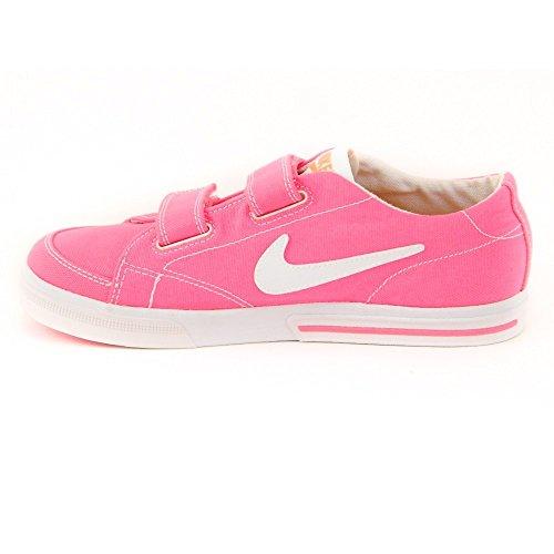 Nike - Nike Capri V (PS) Rosa scarpe sneakers basse low rosa donna Rosa