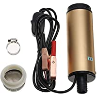 Dc 12V/24V sumergible diésel agua aceite líquido eléctrico bomba de transferencia de combustible Filer – 12 V