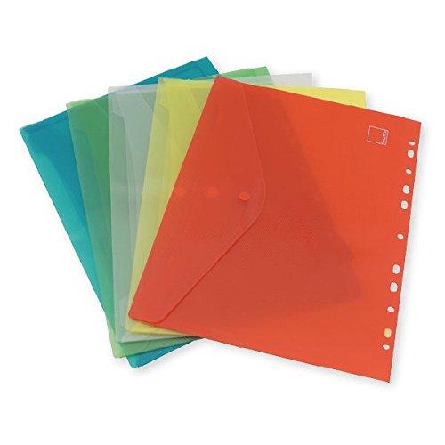 TimeTex Set Dokumentenmappe zum Abheften, A4