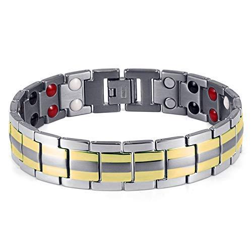 Kostüm Magneto Frauen - Haoda Titan Stahl Armband Mode Titan Magneto Germanium Armband Großhandel Herren Armband