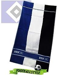 Bertels 8470-20-7-09 Handtuch HSV 3 Streifen
