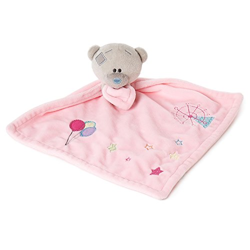 Me to You Tiny Tatty Teddy Baby Comforter, Pink