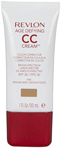 REVLON Age Defying CC Cream - Medium Deep 040