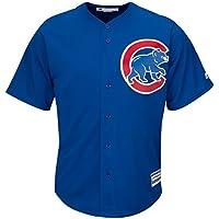 Majestic Chicago Cubs Cool Base MLB Trikot Alternate Blau