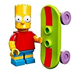 Lego Minifigures Simpsons 16 To Collect - Bart Simpson