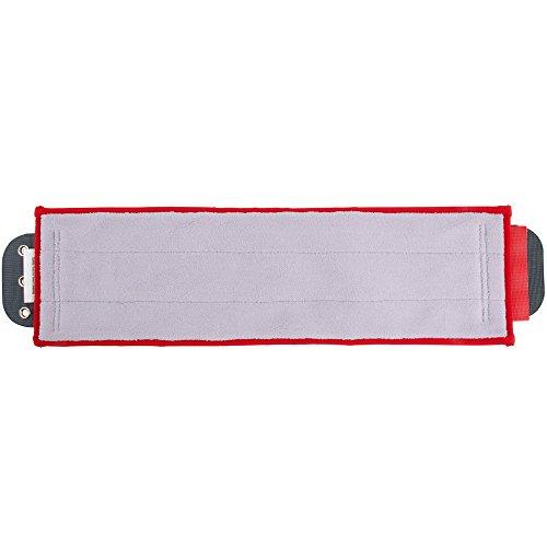 Wischmop Unger SmartColor DampMop, rot
