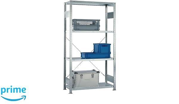 Unbekannt IRIS Schubladenbox mit Rollen gelb//schwarz 4 gro/ße - Schubladenschrank Schubladen-Container stapelbar Rollwagen Rollcontainer Werkzeugschrank Keller Kunststoff