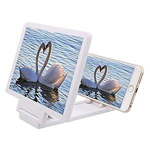 Magnifier Handy Bildschirm HD 8.2 Zoll Lupe Alle Handys Universal Strahlung Anti-Müdigkeit Augen Film Bildschirm Lupe…