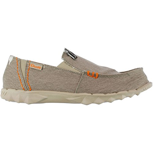 Dude Farty Stretch Mens Shoes Beige Beige