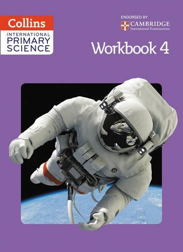 Collins International Primary Science - International Primary Science Workbook 4 by Karen Morrison (2014-09-15)