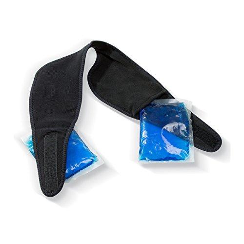 Bandeau 2 poches gel spécial maux de tête