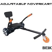 """BEBK Hoverboard 6.5"""" Smart Self Balance Scooter con Bluetooth, Overboard con LED Autobilanciato Scooter Certificazione UL 2272, 2 * 350W Motore (WGHC01-IT)"""