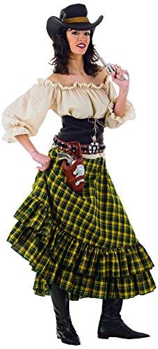 Limit Wild West Girl Kostüm (2x große)