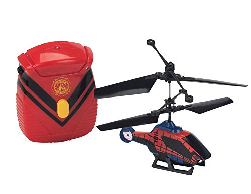 Spider-Man - 7905 - Vehículos en Miniatura - Helicóptero con controlable Principal - 12 cm