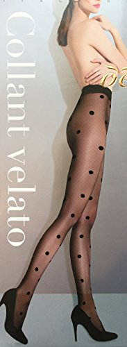 Originales y simpatiche calcetines Medias Para Mujer Diseño de lunares–TG. S/M