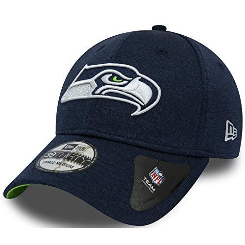 New Era Herren Flexfitted Caps NFL Seattle Seahawks Shadow Tech 39thirty blau L/XL (Baseball-cap Nfl-seahawks)