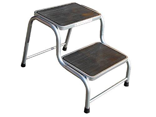 Preisvergleich Produktbild The Drive -16235- universelle Doppeltrittstufe für Haushalt,  Wohnwagen,  Werkstatt etc. (B-Ware)