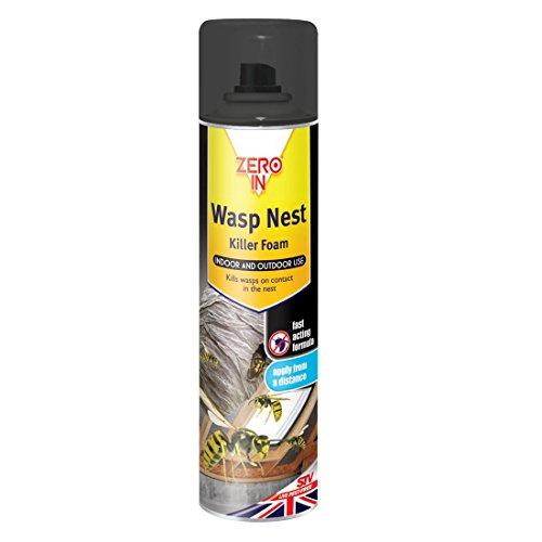 Zero In Wasp Nest Killer Foam (I...