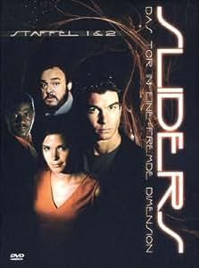 Sliders - Das Tor in eine unbekannte Dimension: Staffel 1 & 2 [6 DVDs]