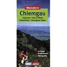 DuMont aktiv Wandern im Chiemgau
