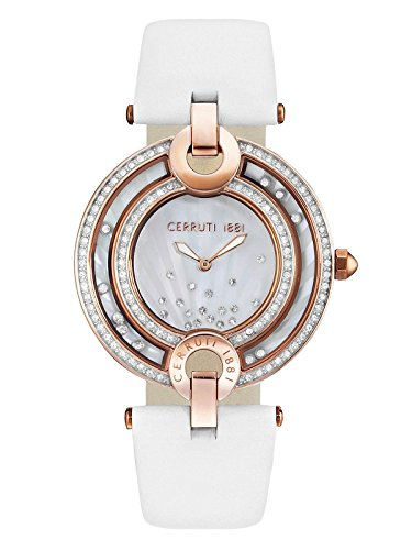 Cerruti 1881 Ladies Watch CRM054SR28WH