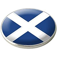 SCOTLAND NATIONAL FLAG GOLF BALL MARKER.