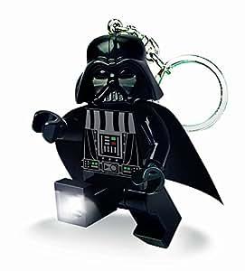 Lego - KE7 - Accessoire Jeu de Construction - Star Wars Porte Cle Lampe Dark Vador