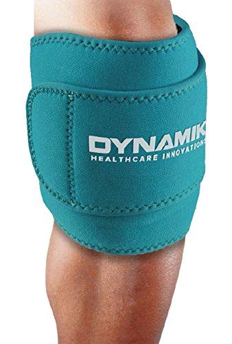 Dynamik Products - Bolsa multiusos de gel para aplicar frío y calor - Con banda de neopreno - Diseño de gran calidad para el alivio del dolor