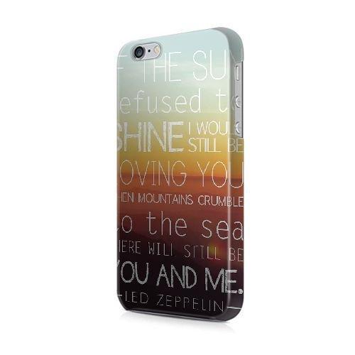 Générique Appel Téléphone coque pour iPhone 5 5s SE/3D Coque/JOHN DEERE LOGO/Uniquement pour iPhone 5 5s SE Coque/GODSGGH704556 LED ZEPPELIN - 002