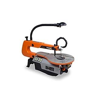 FEIDER F405SC3F 125Watt Scroll Saw, 125 W, Orange
