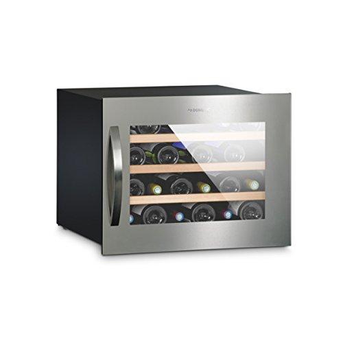DOMETIC MaCave S24G - Wein-Kühlschrank zur idealen Wein-Lagerung von 24-28 Flaschen, 1-Zonen...