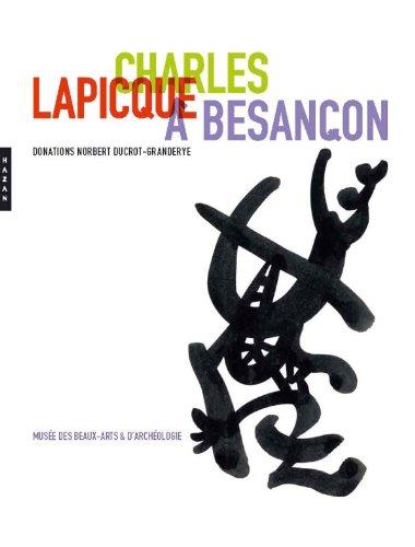 Charles Lapicque à Besançon-Donation de M.Norbert Ducrot-Grandeyre