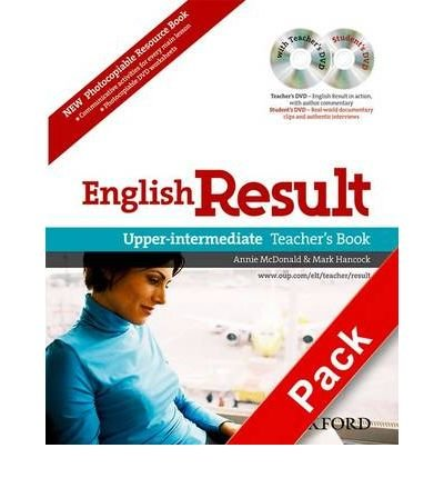 [(English Result Upper-intermediate: Teacher's Resource Pack with DVD and Photocopiable Materials Book: General English Four-skills Course for Adults)] [Author: Mark Hancock] published on (April, 2010)