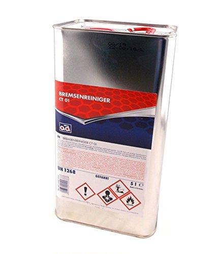 AD CT014050710K freno limpiador (5l)