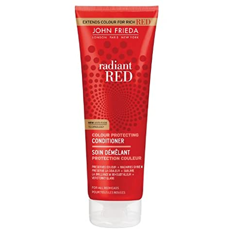 John Frieda Radiant Red Colour Magnifying Conditioner 250ml
