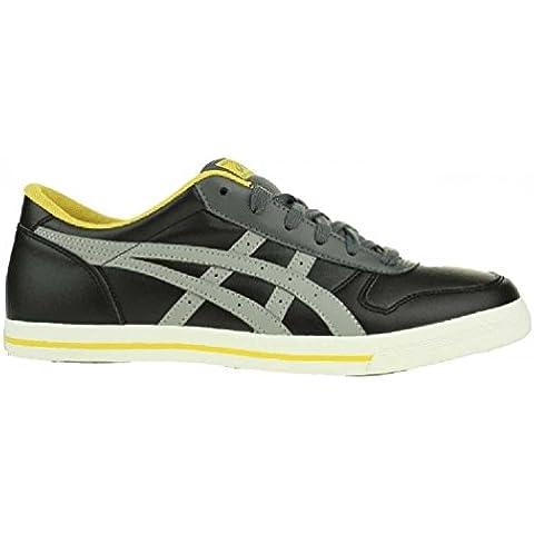 Asics Aaron Sneaker Schuhe Lifestyle black Unisex vintage