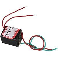 BQLZR 3,6 V DC, colore: nero a 20KV Boost-Modulo di alimentazione Step-up ad alta tensione-Bobina di accensione-Generatore di impulsi