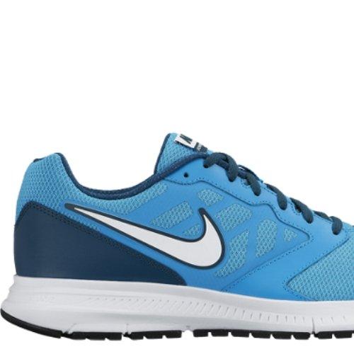 Nike Dual Fusion X, Scarpe Sportive, Uomo Blu / Bianco / Nero