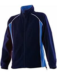 Finden Hales Womens Piped Microfleece Jacket