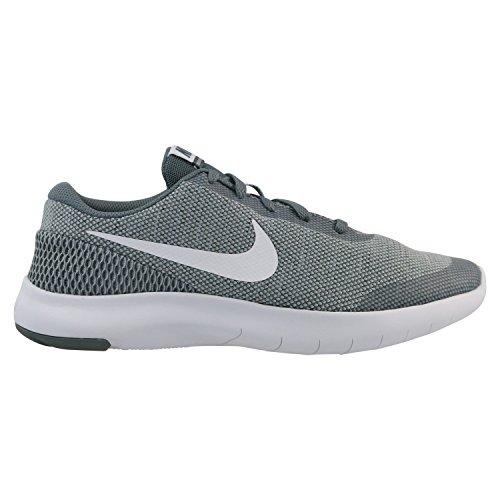 buy online 4ef98 8d4d7 Nike Unisex-Kinder Laufschuh Flex Experience Run 7, Grau (Wolf Grey White