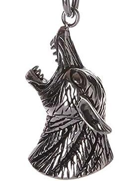 RockIT! Edelstahl Charm Anhänger, diverse Motive für Strapazierfähigen Edelstahlschmuck