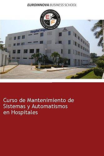 Libro de Curso de Mantenimiento de Sistemas y Automatismos en Hospitales