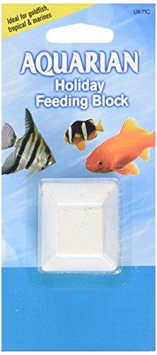 Aquarian Holiday Feeding Block, 28g 1