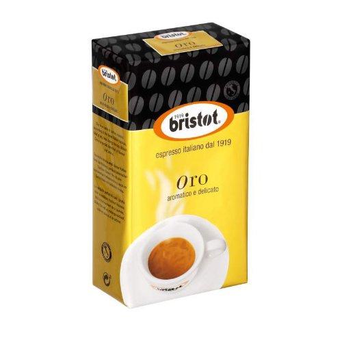 Bristot Espresso 'Moka Oro', gemahlen, 250 g