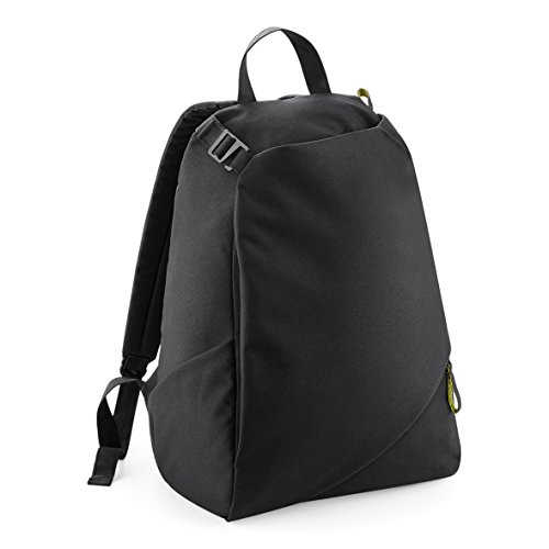 Plain-Black-Laptop-Backpack-by-BagBase