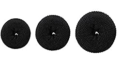 *Param* Pack of 3 hair donuts | All 3 different sizes