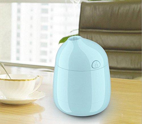 LN Creative Mini Luftreiniger Haus Luftbefeuchter Usb Luftbefeuchter,Blau