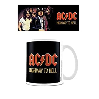 armardi a ACDC Kaffeetasse Highway to Hell